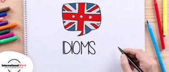 20 idioms en inglés con su modismo en español
